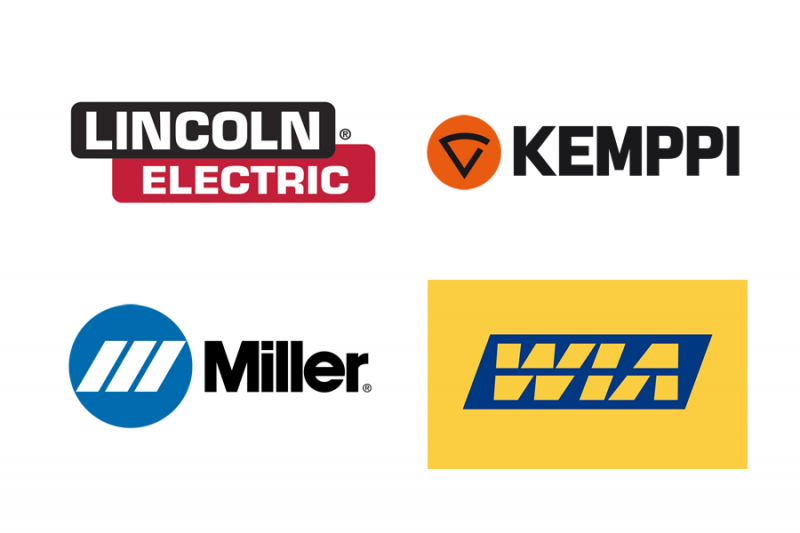 Authorised Service Agents for Lincoln Electric, Kemppi, Miller and WIA