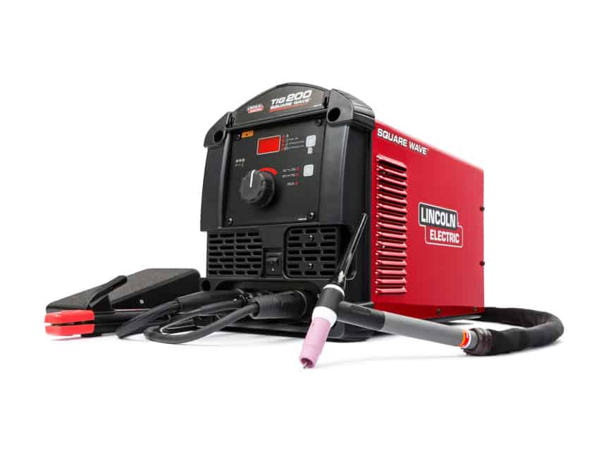 Lincoln Electric Square Wave ACDC Pulse Tig