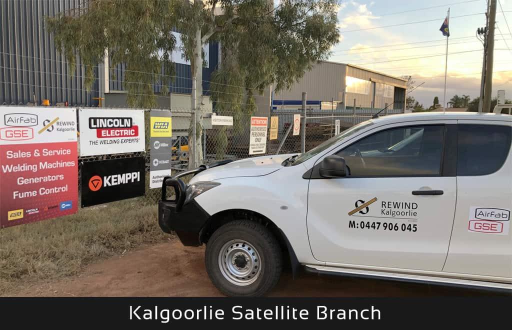 Kalgoorlie Satellite Branch